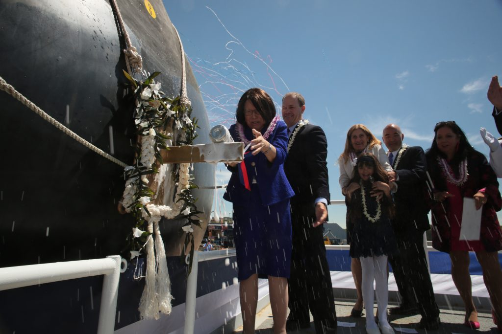 Blog   Society of Sponsors of the United States Navy